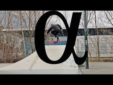 Alpha Skateboard Trick