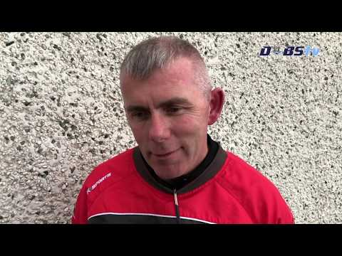 Johnny McGuirk reacts to Dublin Senior A Hurling Final defeat on Dubs TV