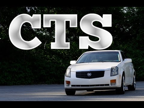 Regular Car Reviews: 2003 Cadillac CTS V6