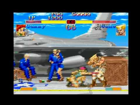 Street Fighter Collection Vol 1 PS1 Review
