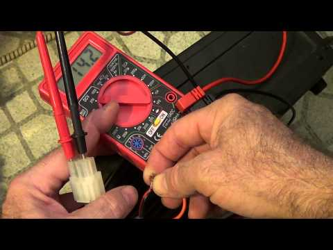 Icom PS20 Power Supply turn on wiring Ham radio video 1