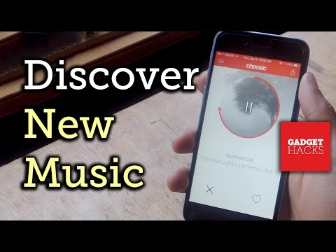 Use Swipe Gestures to Find Really Good Indie Music on Your iPhone [How-To]