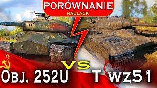 Defender VS polski T wz51 - porównanie - World of Tanks