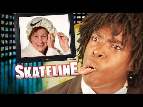SKATELINE - Paul Rodriguez Sacked, Nyjah Huston, Bob Burnquist, Skateboarding Is Not A Game...