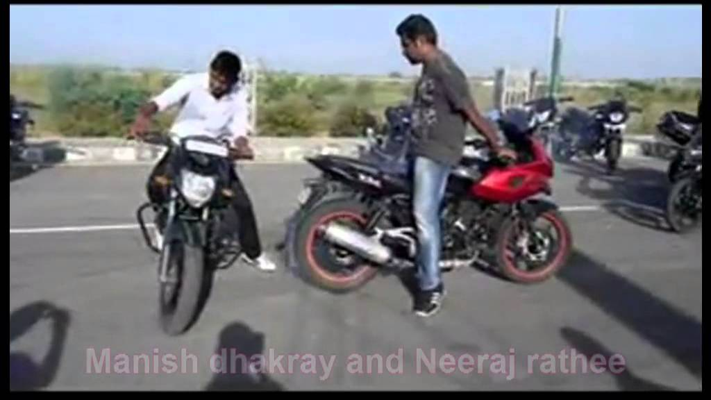 Bike Tricks Video Bike stunt official video