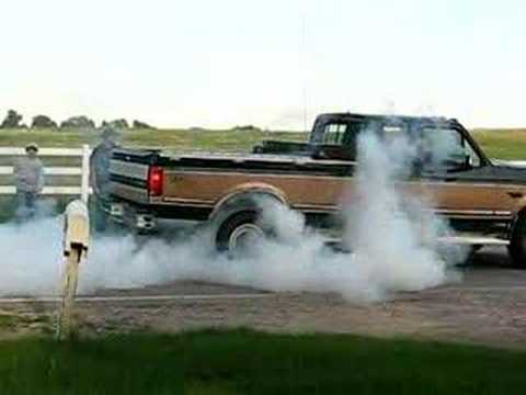 7.3l idi turbodiesel burnout