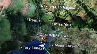 download lagu Cashmere Cat, Major Lazer, Tory Lanez - Miss You gratis