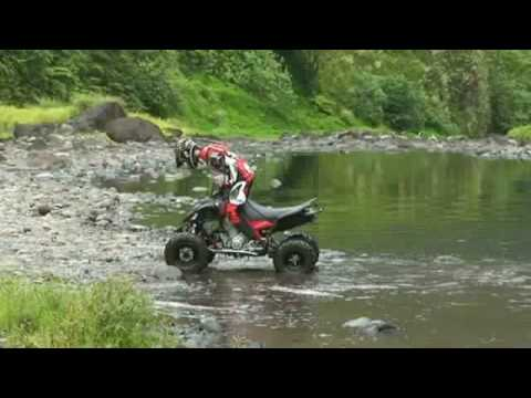 Discover the Valleys of Tahiti in Raptor 700