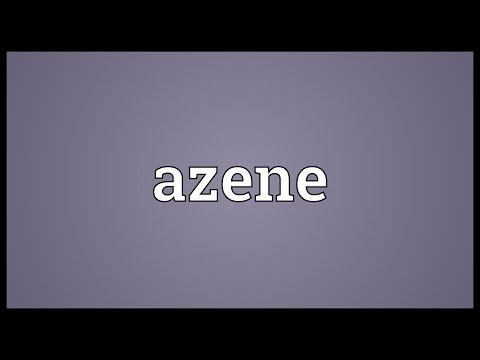 Header of azene