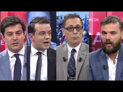 A Show, Nertil Jole, Harbi Aliaj, Arbër Çepani përballë Adi Krastës #1