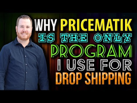 Why Pricematik is the only program I use for drop shipping