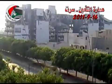 Libya  Sirte   NATO bombed residential complex
