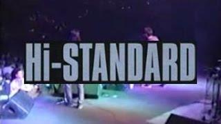 HI STANDARD maximum overdrive 1996 MONTREAL