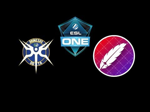 Mineski vs The Pango ESL One Mumbai 2019 Highlights Dota 2