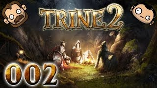 Let's Play Together Trine 2 #002 - Erste Skillz [720p] [deutsch]