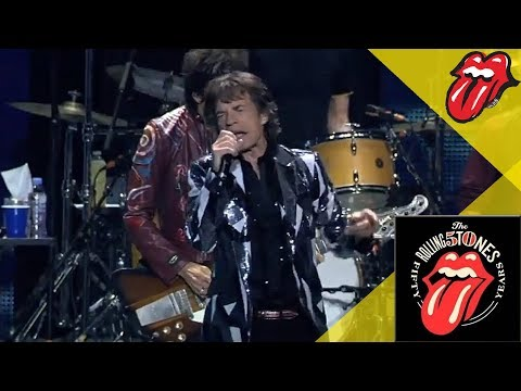 The Rolling Stones - 50 & Counting Opening Night - Los Angeles Staples Center