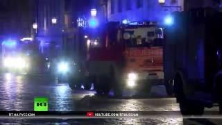 В немецком городе Ансбах беженец из Сирии подорвал себя около ресторана
