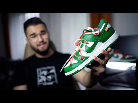 Az új kedvenc Off-White cipőm!? | VloG_126