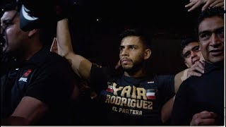 Fight Night Denver: Yair Rodriguez - Glad to be Back