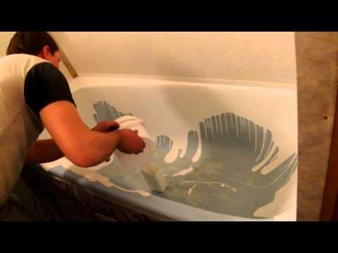 Ремонт ванны своими руками на ютубе 657