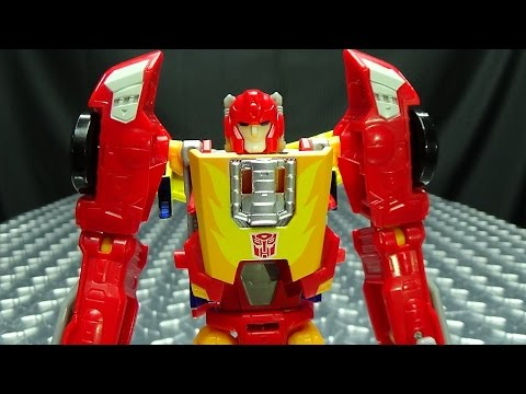 Titans Return Deluxe HOT ROD: EmGo's Transformers Reviews N' Stuff