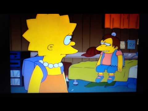 Nelson Muntz - A case study in Conduct Disorder