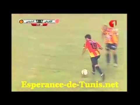 Club Africain vs Esperance Sportive de Tunis (0-2)