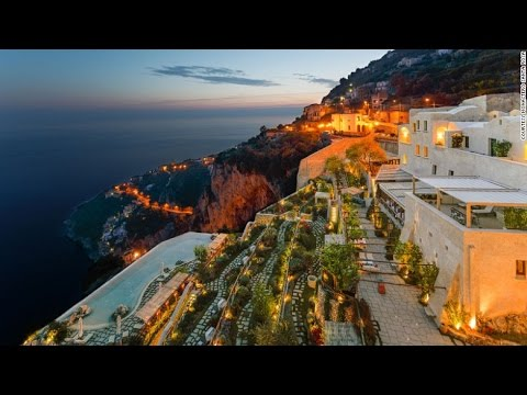 Top 20 of Europe's most beautiful hotels