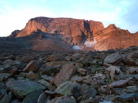 Long's Peak, Keyhole Route, Rocky Mountain National Park