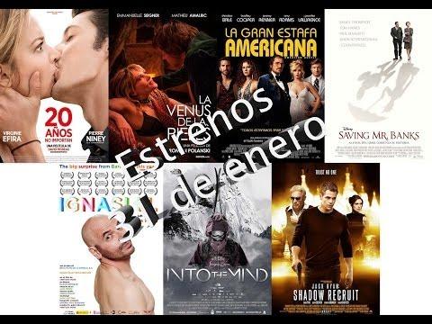 Estrenos de cine: 31 de enero de 2014