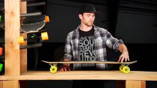 The Original Apex 40 (DoubleConcave) Longboard with Bish