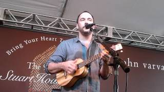 Dave Matthews - Sweet - 3.11.12 - West Hollywood - Stuart House Benefit