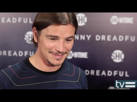 Josh Hartnett Interview - Penny Dreadful Season 2