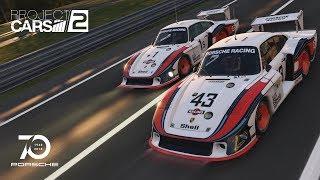 "Project CARS 2 ""Porsche Legends Pack"""