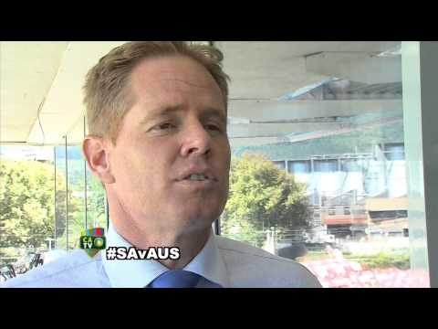 Shaun Pollock tribute to Graeme Smith