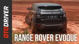 Range Rover Evoque 2016 Review Indonesia | OtoDriver