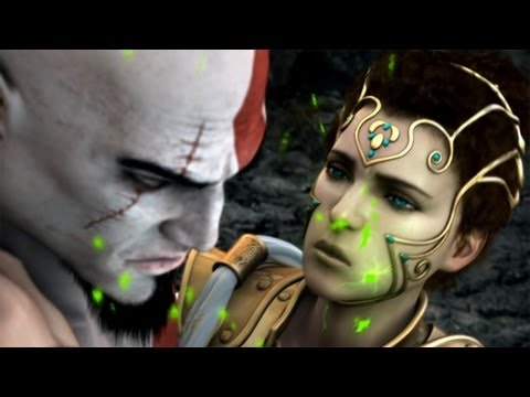 God of War 2 All Cutscenes / Cinematics Movie - HD