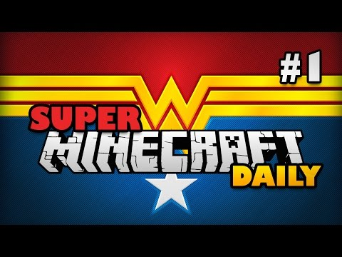 Super Minecraft Daily | Ep.01: