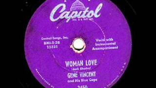 Watch Gene Vincent Woman Love video