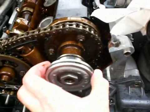 Belt tensioner bearing noise