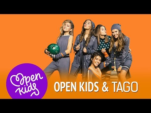 OPEN KIDS & TAGO - Новая коллекция одежды Хулиганить - Backstage