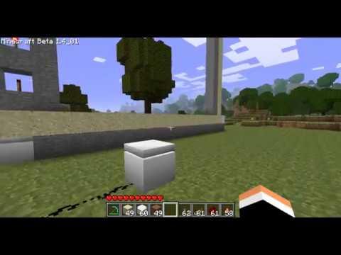 Minecraft - Les MDM : piston 1 les premiers pas