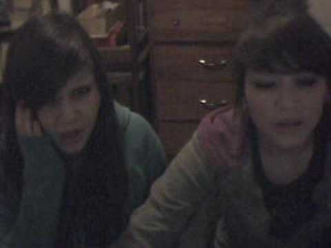 Saphire And Alicias Reaction To The Spank Wire Video. =O Video