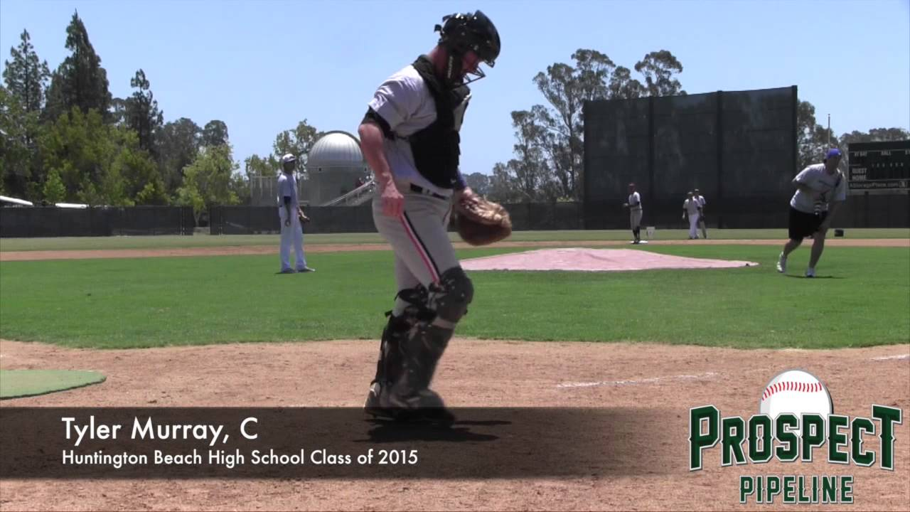 Catcher Prospect Videos Tyler Murray Prospect Video