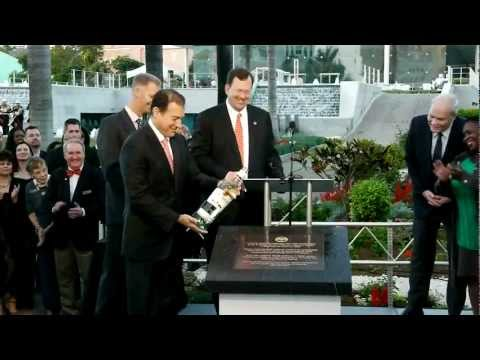 150th Bacardi Time Capsule in 2012
