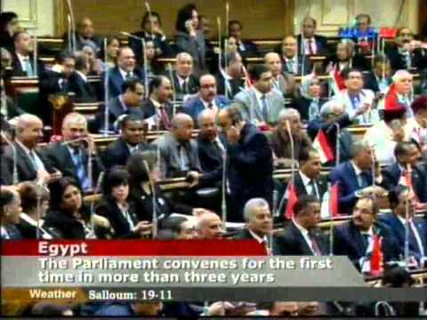01 The Parliament convenes for the first time in more than three years 10 1 2016