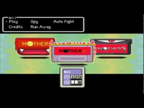 MOTHER 1+2+3 Final - Gameplay Video