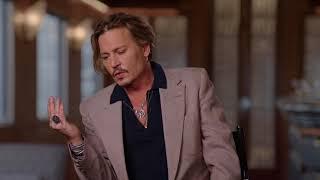 Murder on the Orient Express: Johnny Depp Behind the Scenes Movie Interview