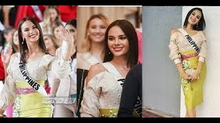 CATRIONA GRAY | Day 13 at Miss Universe 2018 Pageant