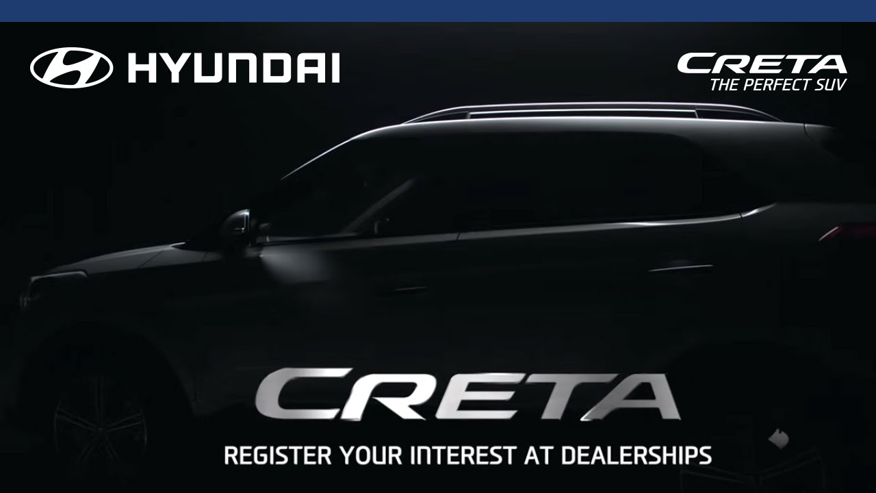 Hyundai CRETA | The Perfect SUV | Teaser Television ...